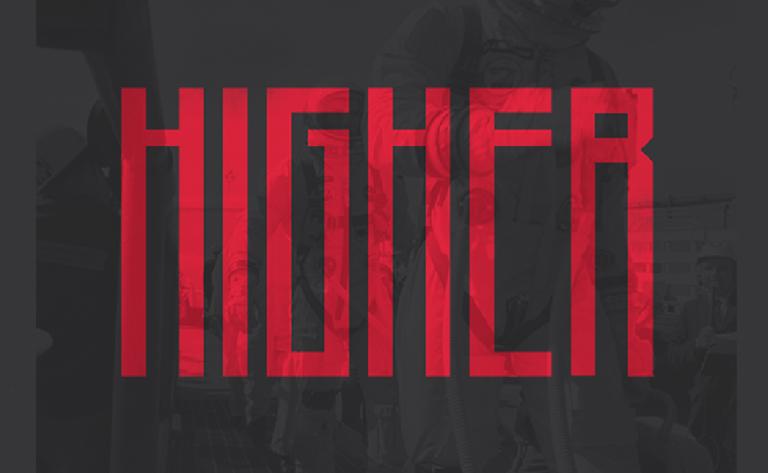 fuente Higher descargar gratis
