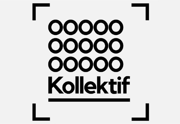 Kollektif estilo de fuente tipografica moderna y simple para descargar gratis
