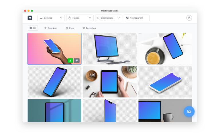 Mockuuups Studio - herramienta en linea para crear maquetas y mockups - 3D - envase - diseño-