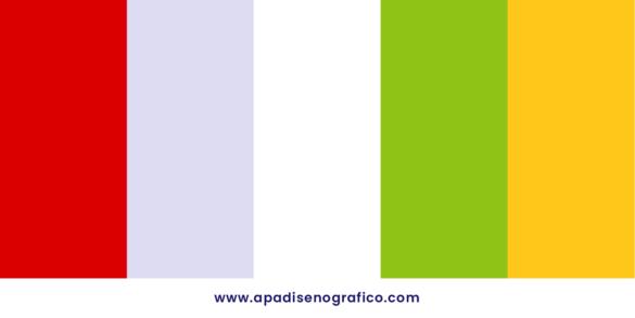 What color is your name - Herramienta para crear - Paletas de colores - en linea - con letras - nombre - gratis