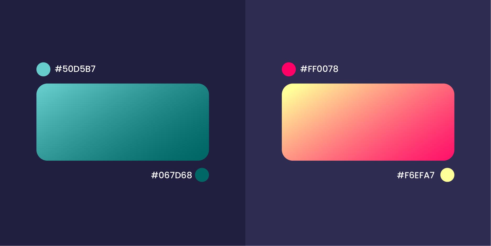 30 hermosos degradados de colores para tus proyectos de diseño