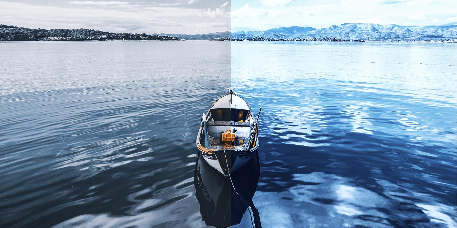efectos de colores dramaticos para tus fotos e imagenes en photoshop