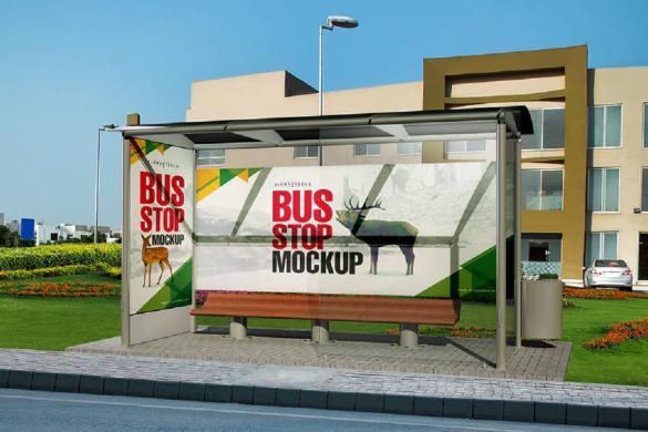 5 Maquetas para presentar campañas publicitarias [Gratis]