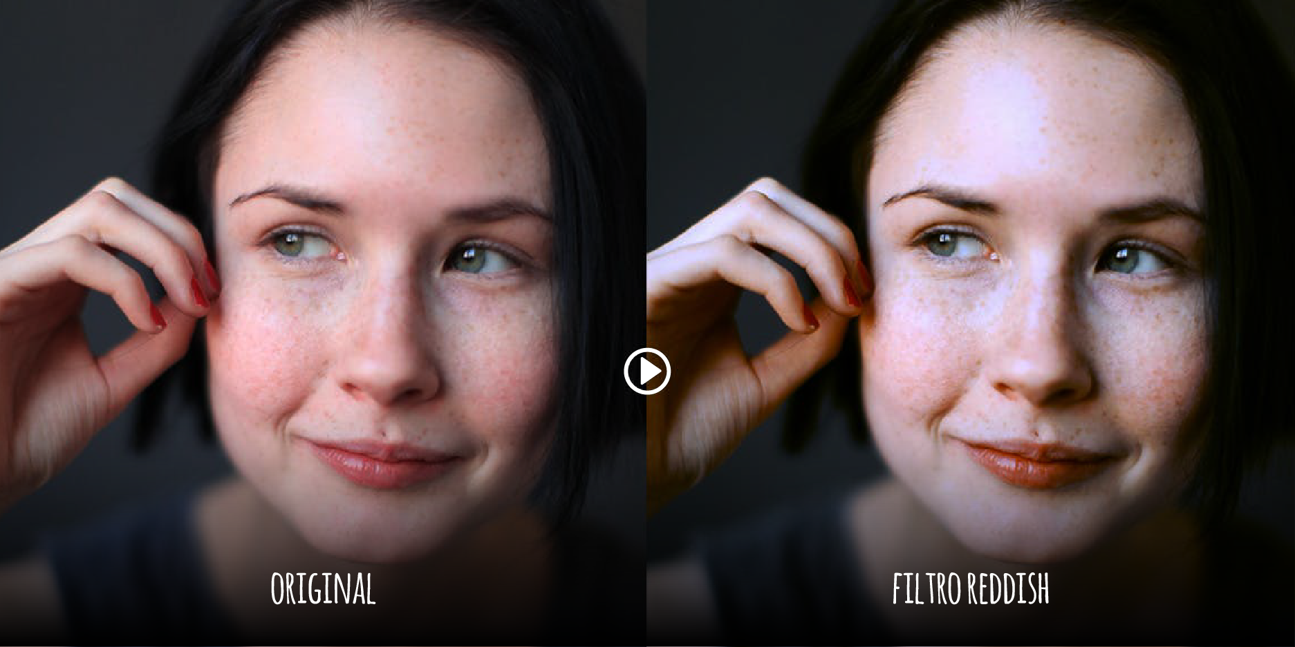 Crea efecto de piel rojiza con esta acción de Photoshop [Gratis]