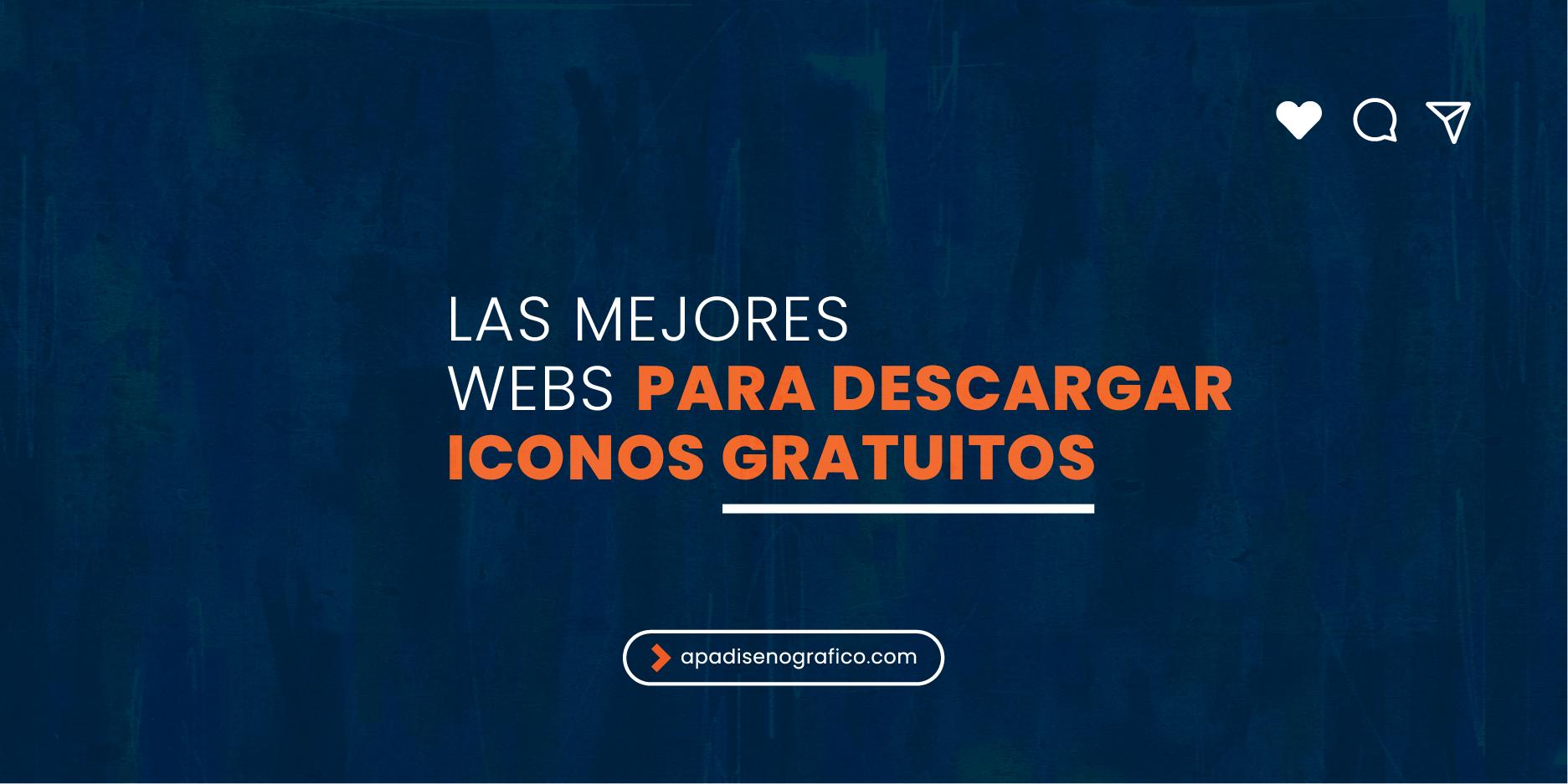 paginas gratuitas para descargar iconos vectoriales gratis