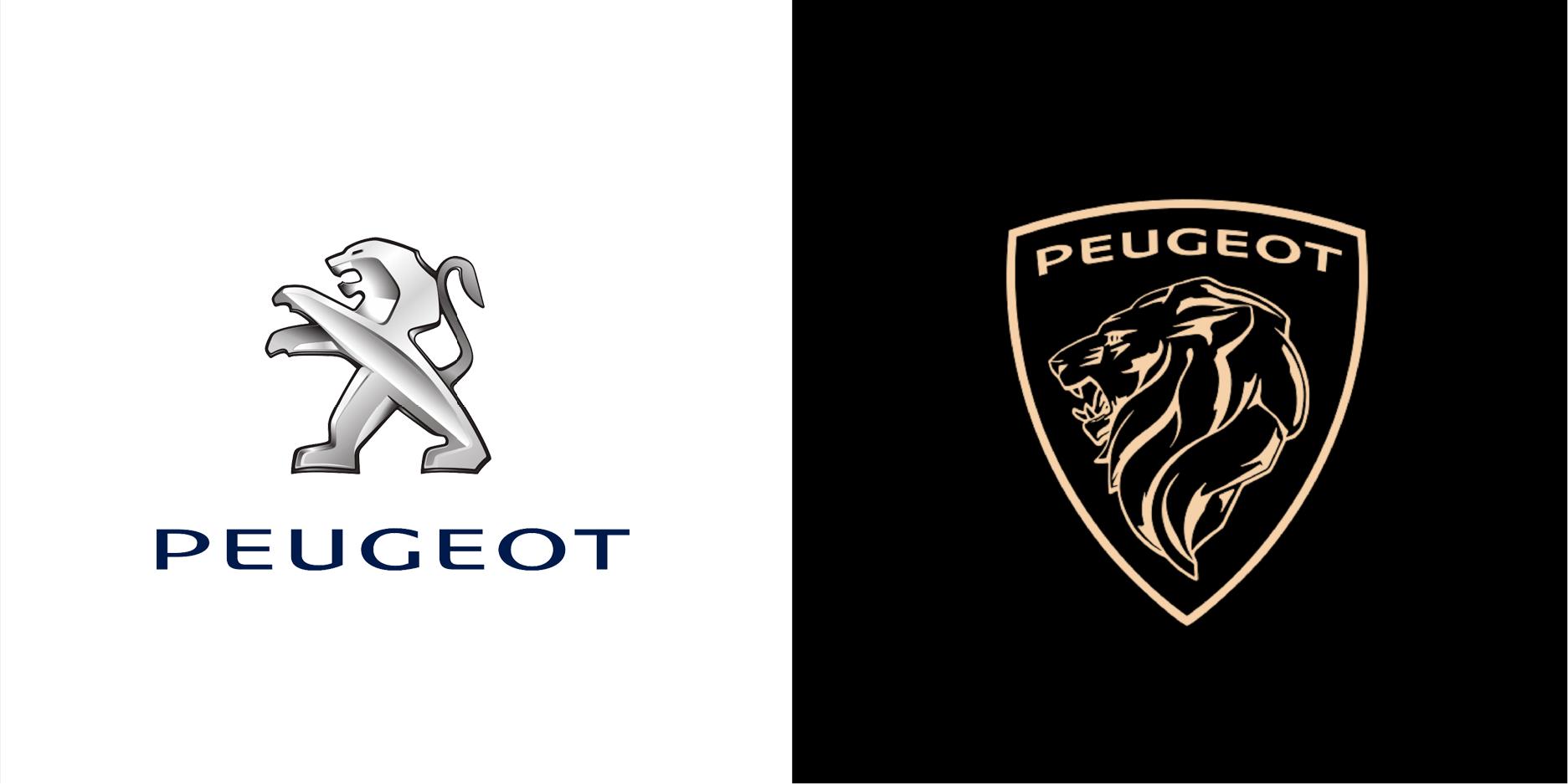 La marca Peugeot se renueva y lanza nuevo diseño de logotipo 2021