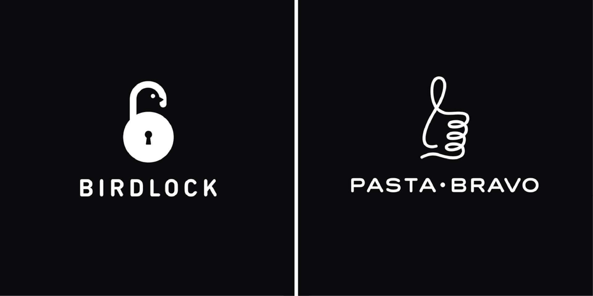 20 ejemplos de logotipos con diseños y significados ocultos