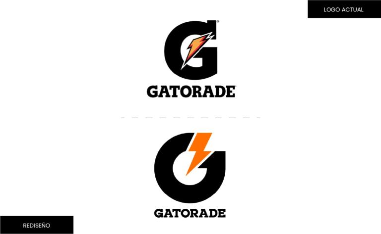 concepto y rediseño de la marca gatorade