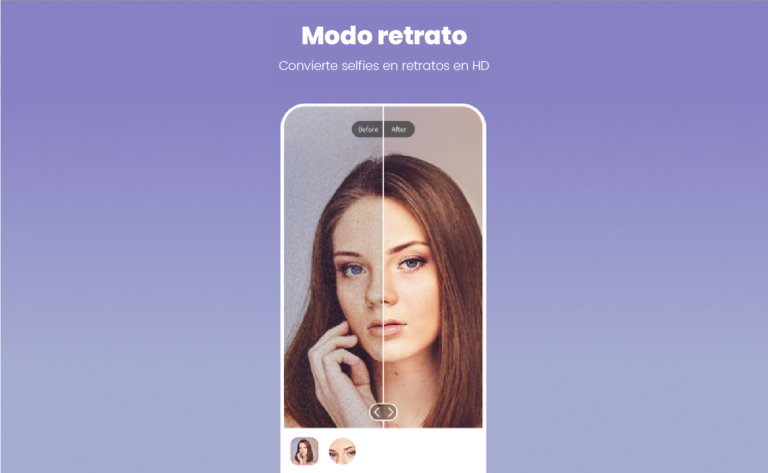 Como hacer selfies en alta resolucion