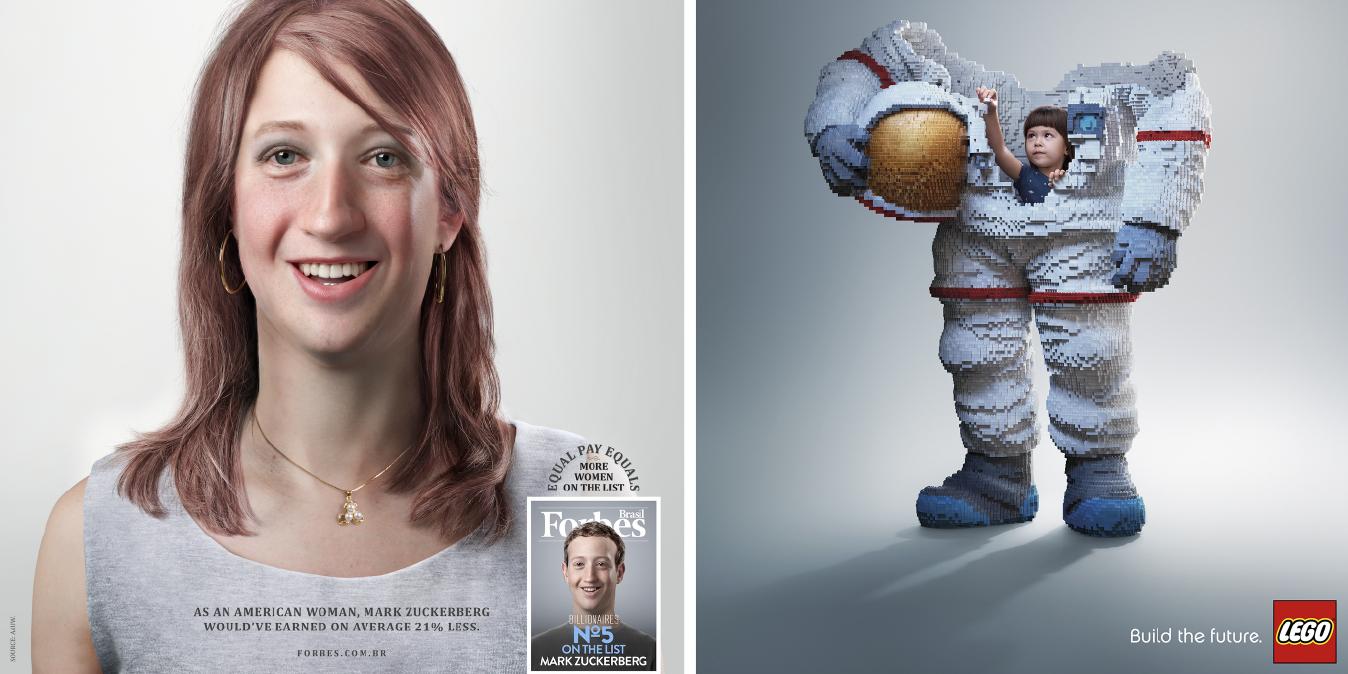 18 brillantes anuncios con una increíble dirección de arte y postproducción
