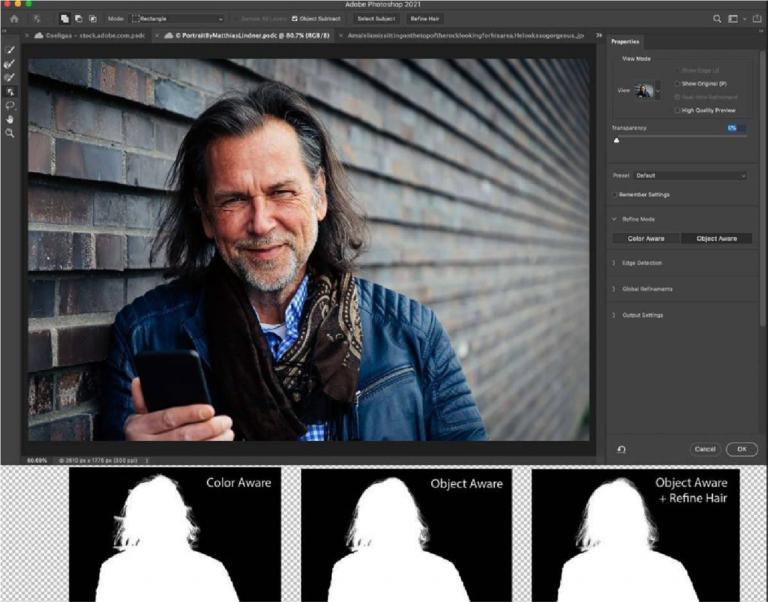Las principales novedades y caracteristicas de adobe photoshop version 2021