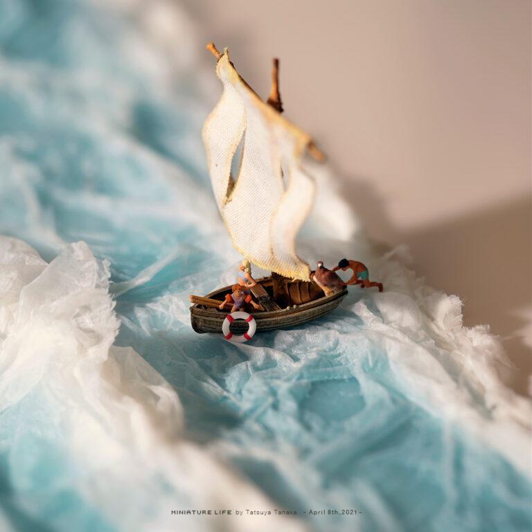 miniatura de dioramas