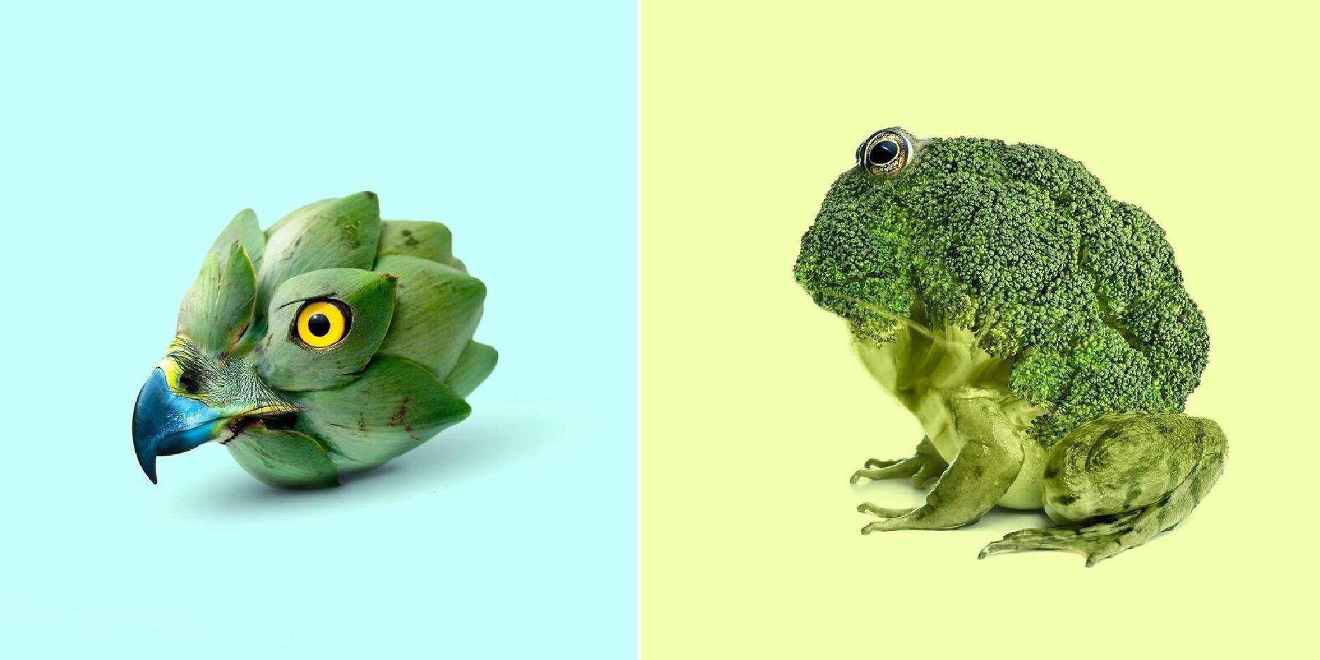 Ejemplos de fotos manipuladas para inspirarte en tus proximos diseños